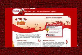 Kohop coca cola skyrock t 1
