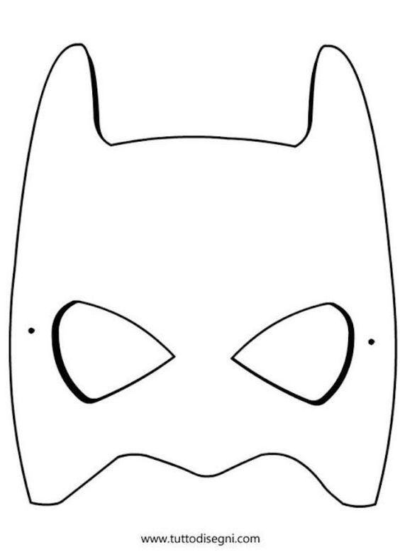 Masques à imprimer